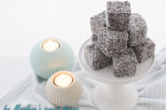 Lamingtons zum  AustraliaDay