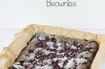 Himbeer-Brownies
